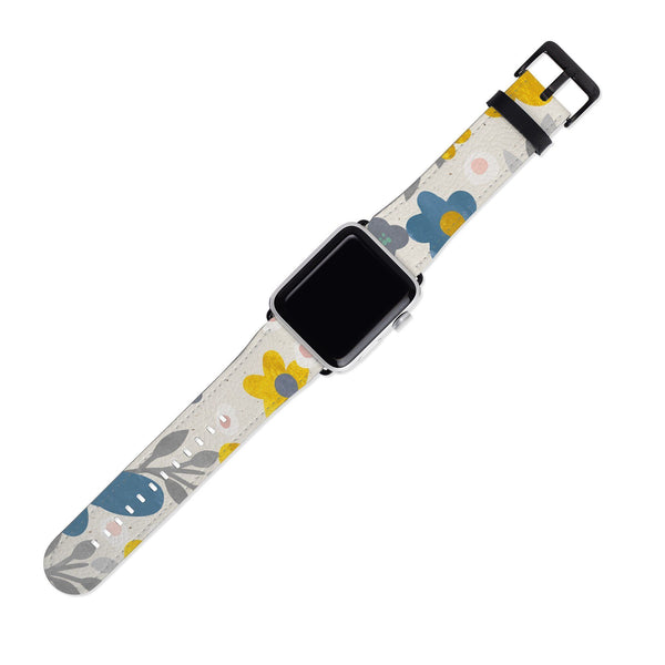 Yellow Daisies Floral 42MM