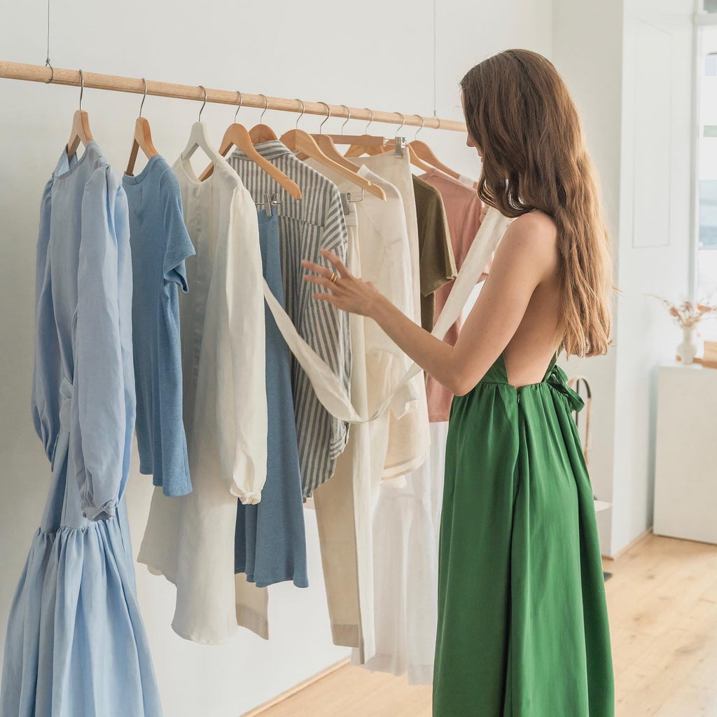 Five ways you can achieve sustainable style