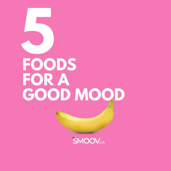 5 Foods to Help Boost Mood