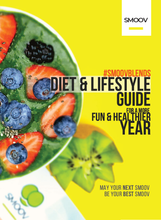 Load image into Gallery viewer, Healthy Diet & Lifestyle Guide so you can get a #smoovstart to the year!