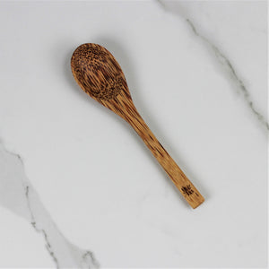 SMOOV Coconut Spoon - Natural Finish