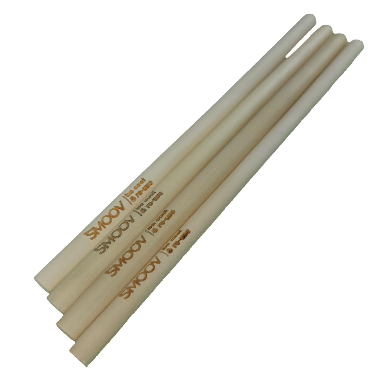 Kickstart your zero waste lifestyle with our eco friendly Bamboo Straws that'll make you feel like you're on a beach!