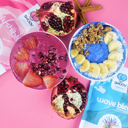 Our naturally colourful wave blend has 6 powerful antioxidant and vitamin B rich superfoods for a refreshing way to enhance energy levels, improve immunity and digestion.