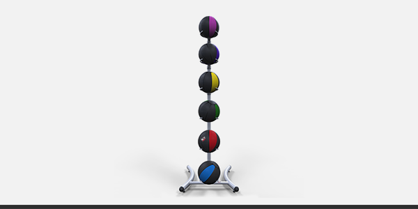 Fitness Ball Racks