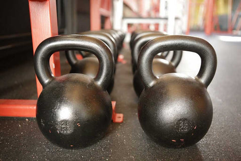 ​The benefits of kettlebells workout routines
