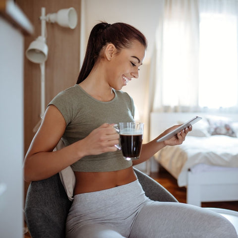 Can Coffee Improve Your Workout?