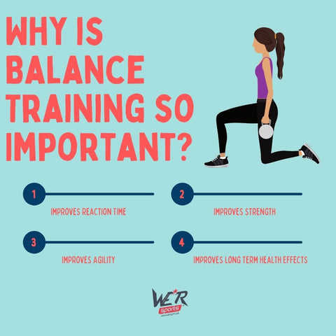 Why is Balance Training so Important?