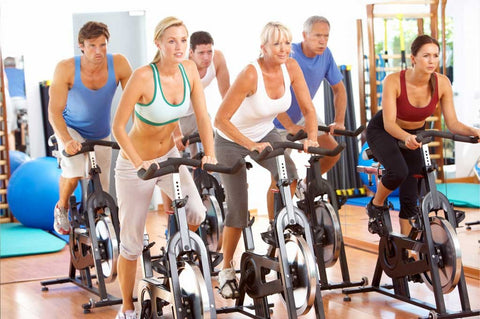 ​The Benefits of Spin Exercise
