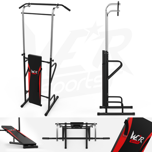 TowerPower Pull Up Station from WeRSports