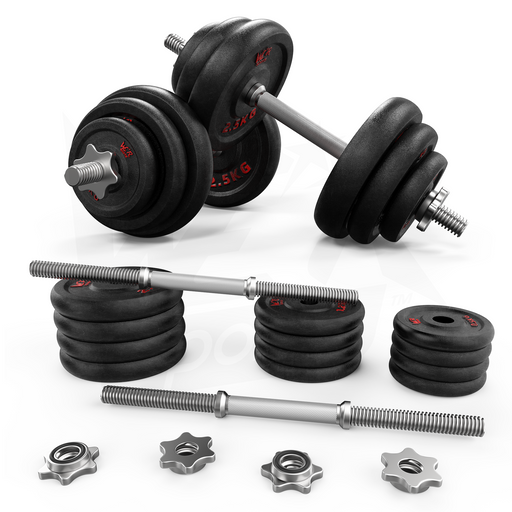CastXBell Dumbell Set from WeRSports