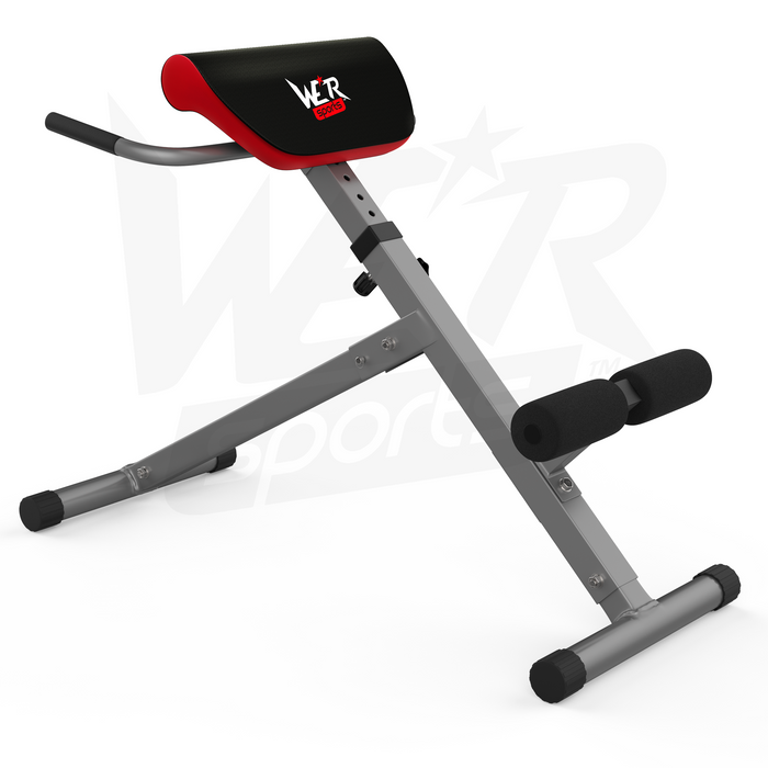 WeRSports strength training extension bench
