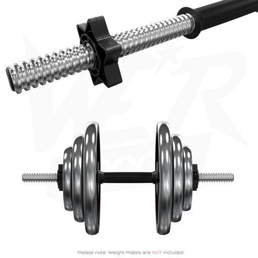 "1"" Dumbbell Bar from WeRSports"