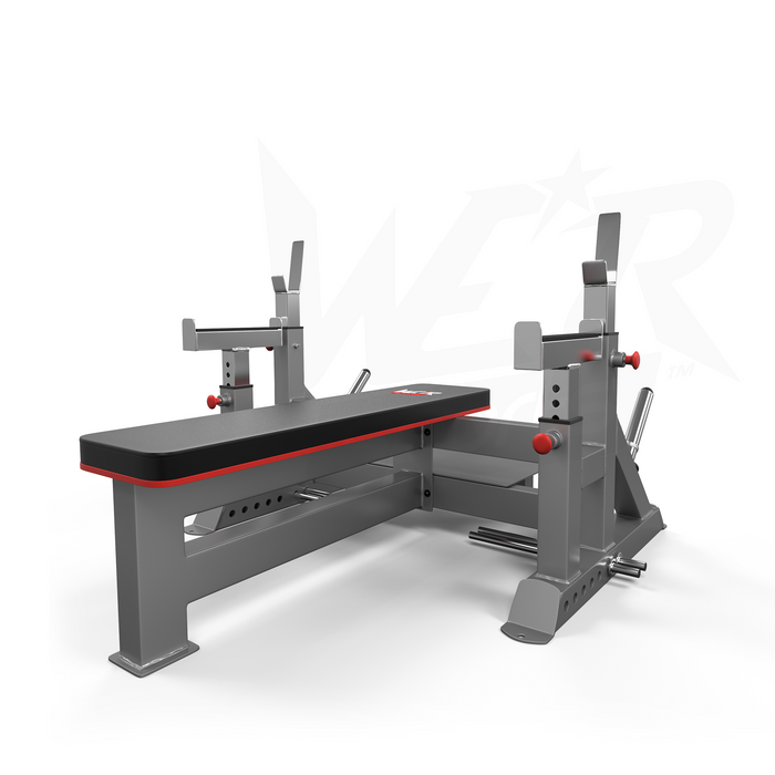 Commercial weight bench from WeRSports