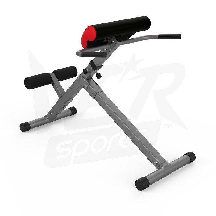 HypeIT extension bench for strength training