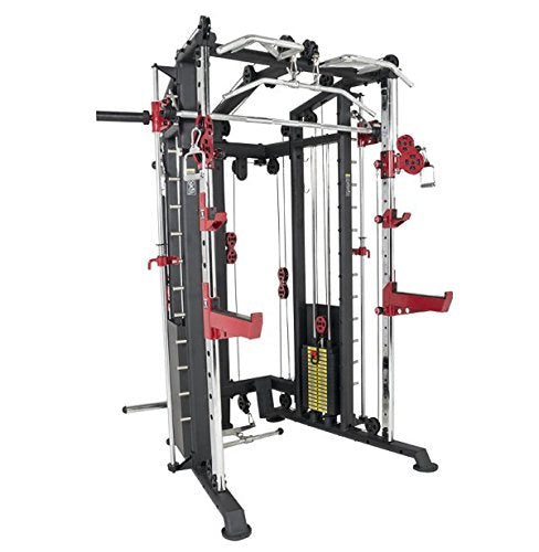 MaxiLift Monster Power Cage - Smith Machine
