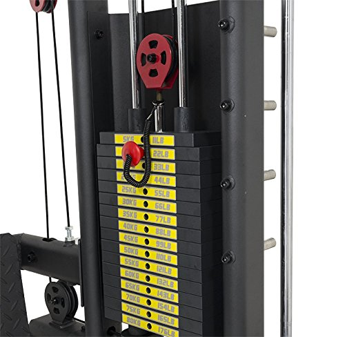 MaxiLift Monster Power Cage - movable weights