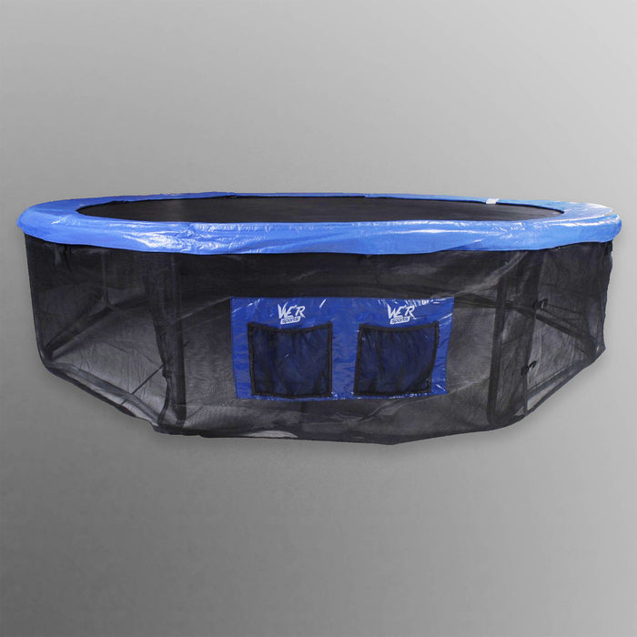 BounceXtreme Trampoline Bottom Safety Net/Skirting from WeRSports