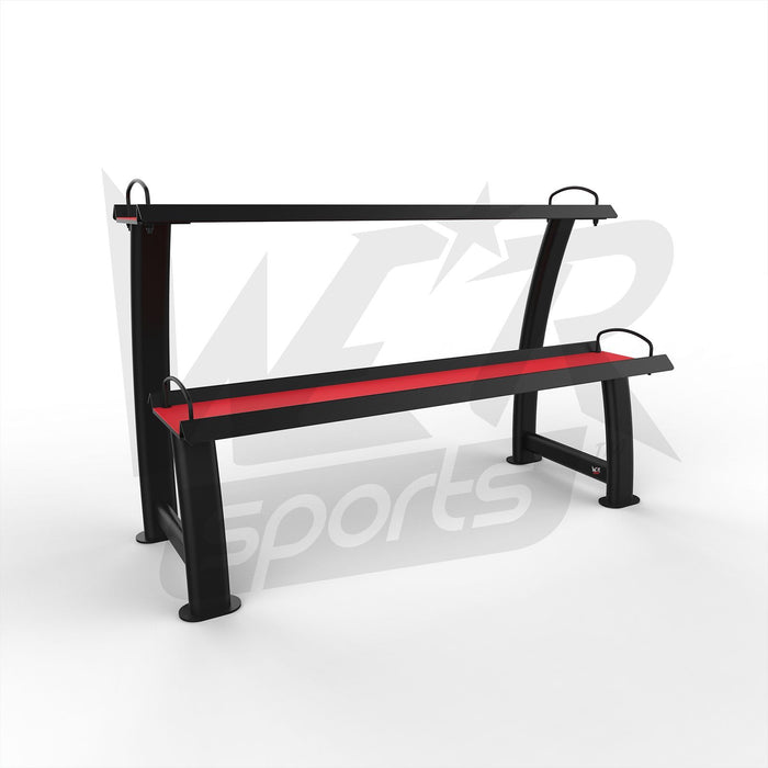 Kettlebell weight storage stand