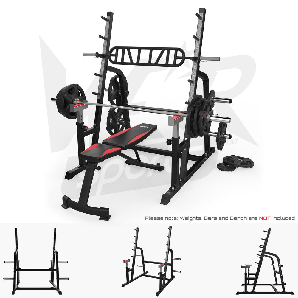 Multi gym weight stand from WeRSports