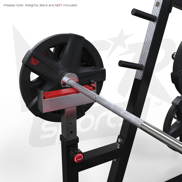Barbell stand from WeRSports