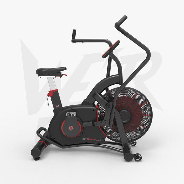 Exercise bike for crossfit training right view