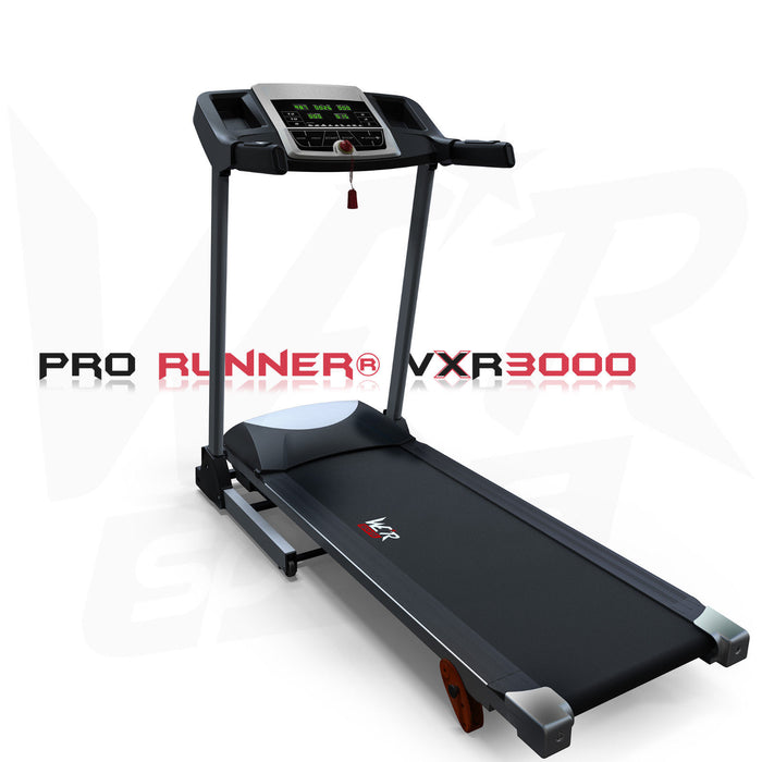 VXR3000 electric treadmill for cardio training