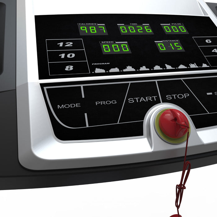 Monitor of VXR3000 electric treadmill