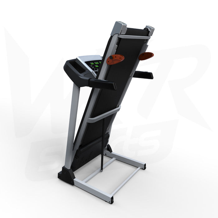 Foldable electric treadmill from WeRSports