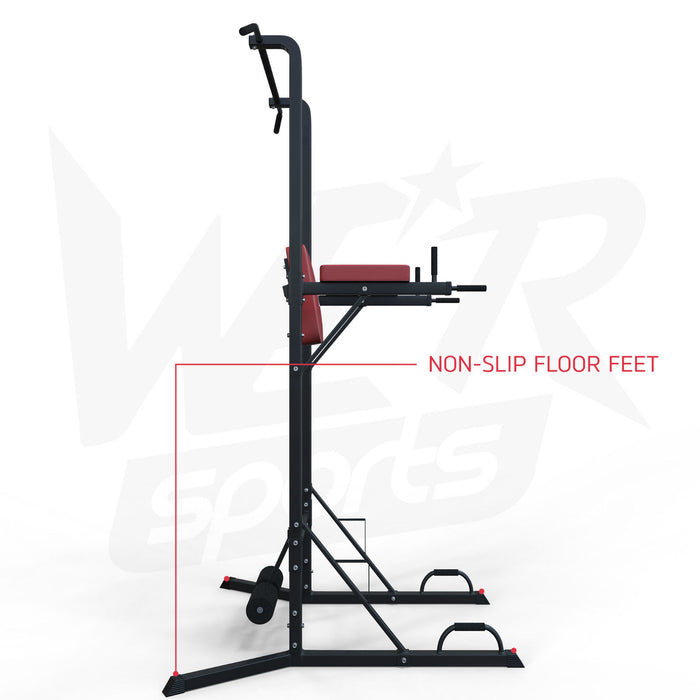 TowerPower 2 Pull up non slip floor feet