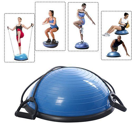 Yoga Bosu fitball balance trainer from WeRSports for balance training