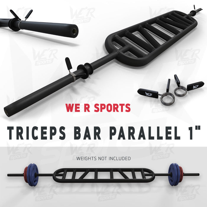 "Multi Handle Grip Triceps Bar 1"" from WeRSports"