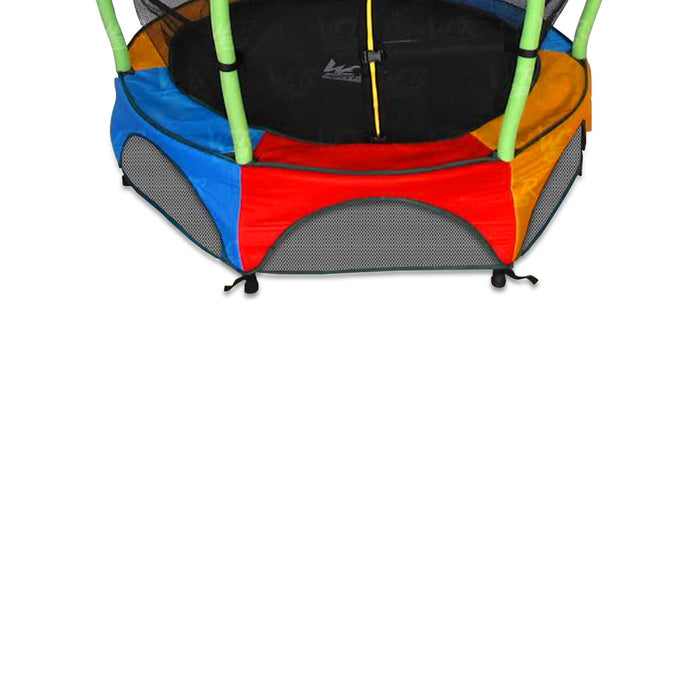 lantern shaped trampoline base