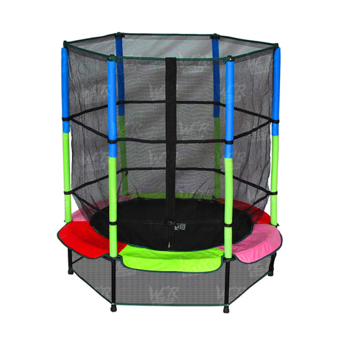Multicolour trampoline from WeRSports