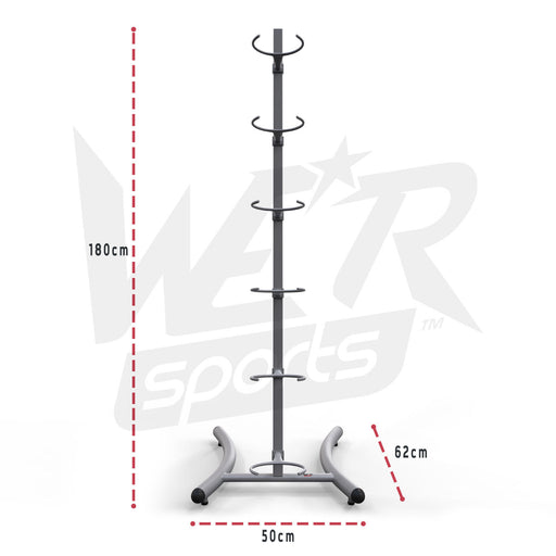 medicine ball rack size dimensions