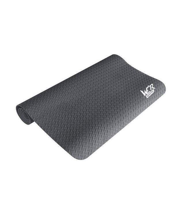 Heavy Duty Safety Soft Foam Floor Mat in black from WeRSports