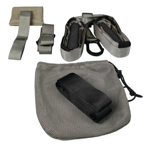 Camouflage suspension trainer parts and accessories