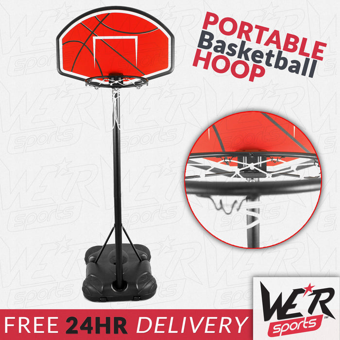 24 hour delivery of basketball hoop from WeRSports