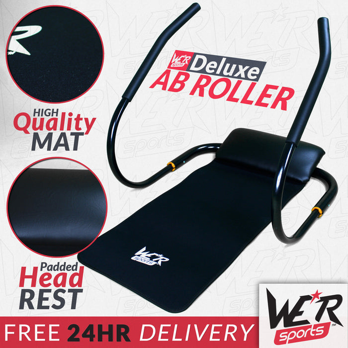 24 hr delivery AbFlex Deluxe Ab Roller from WeRSports