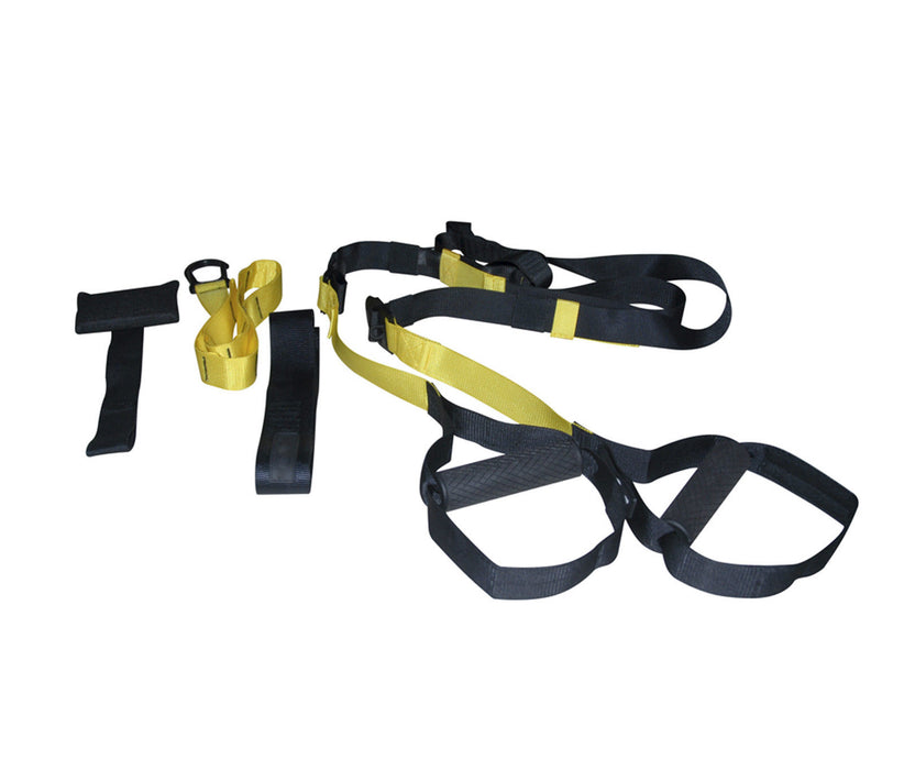 Yellow and black SusXTrainer SX3000 Suspension Trainer from WeRSports