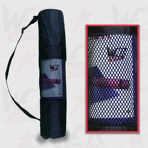 Black YogaFlex Mat Carrier Bag from WeRSports