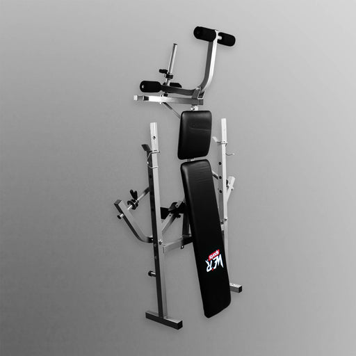 WeRSports weight bench for strength training