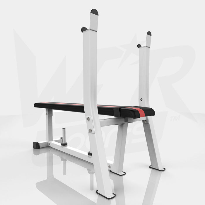 BenchXPower flat weight bench from WeRSports