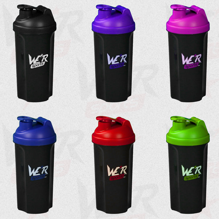 700ml ShakenInProtein Shaker Bottle from WeRSports