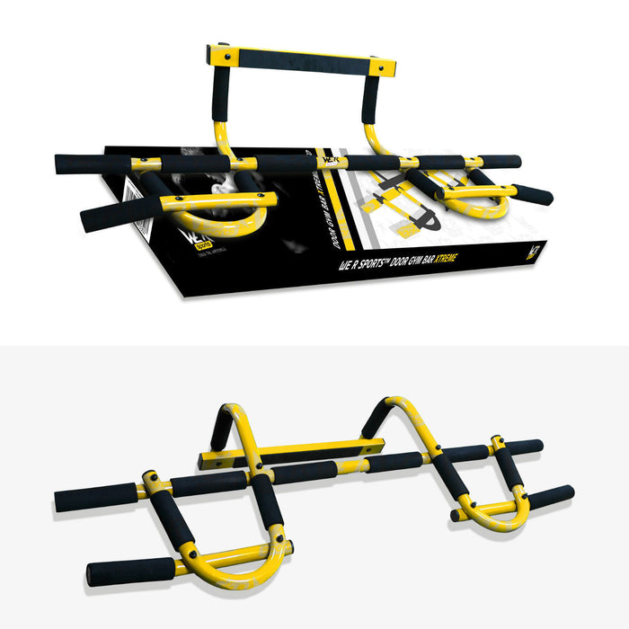 Yellow ChinUpFlex from WeRSports