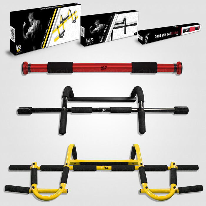Door gym bar set from WeRSports