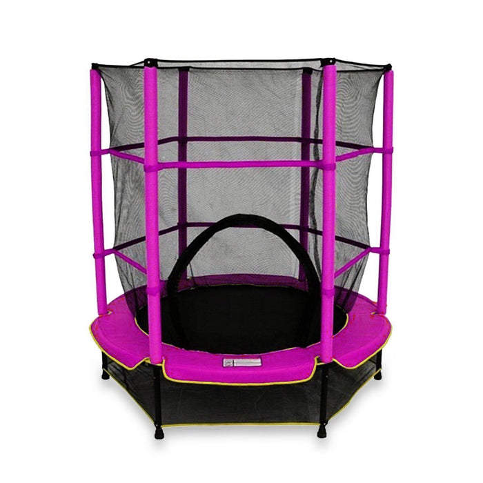 violet junior trampoline