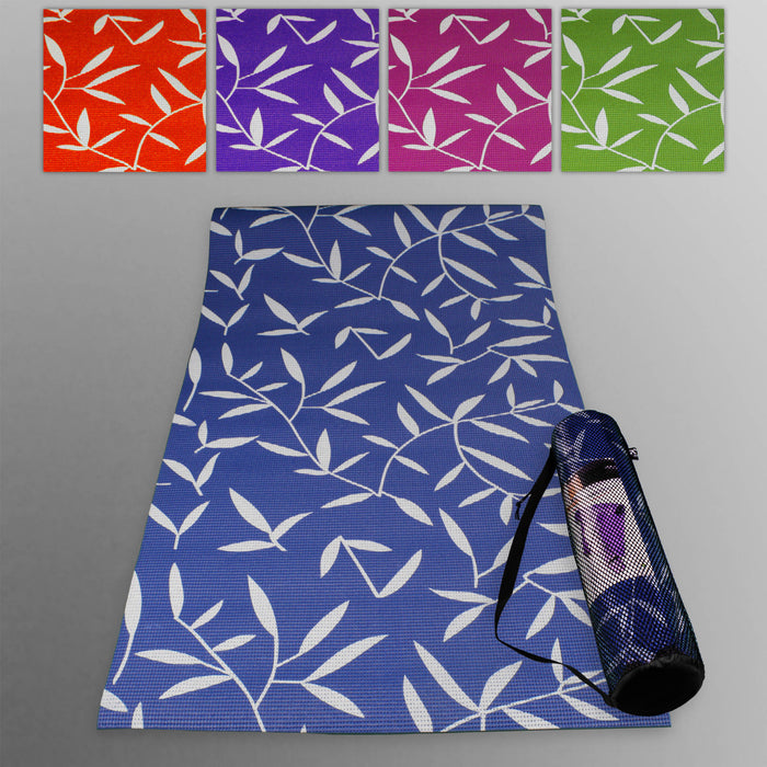 YogaFlex yoga mat various colours