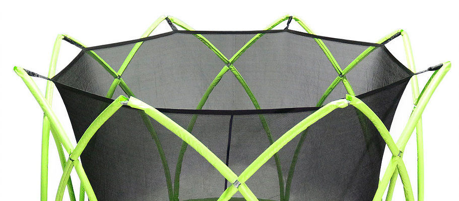 Safety net ladder padding from WeRSports