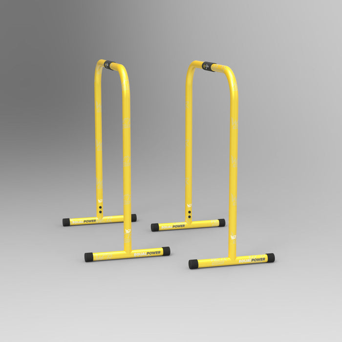 yellow parallel bars from WeRSports