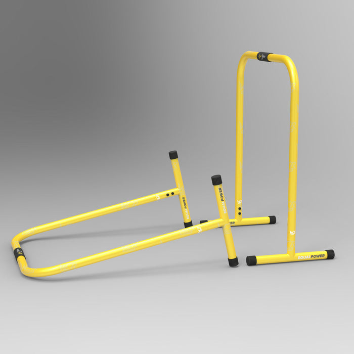 yellow parallel bars items